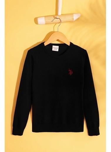 U.S. Polo Assn. Kazak Siyah